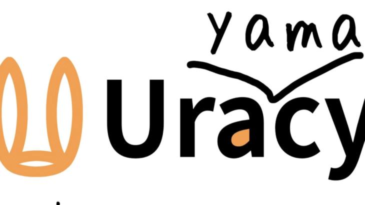 Uracyロゴ